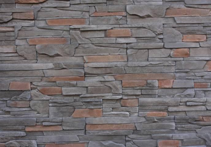 basalt, imitace kamene do interiéru, dekorační kámen do interiéru a exteriérukámen umělý,umělý obkladový kámen Slanec Basalt 008