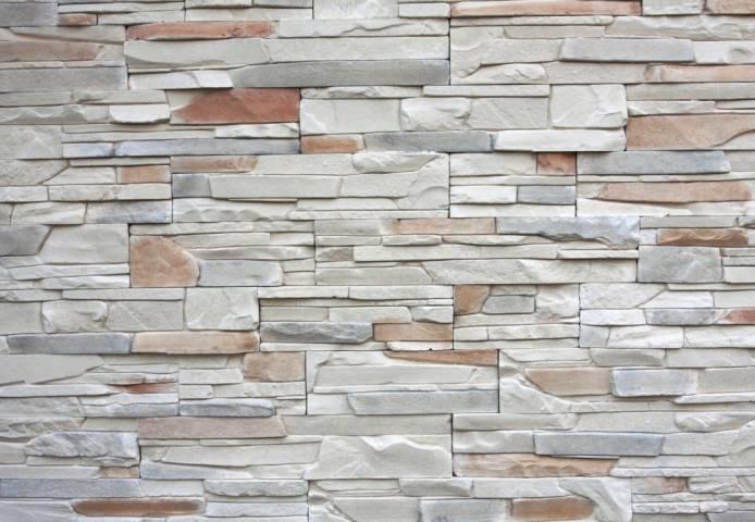 kámen umělý dekorační slanec, imitace kamene do interiéru, dekorační kámen,obkladový kámen Slanec Bland Cream 004