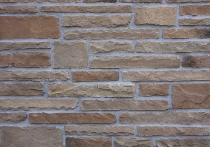 kámen umělý štípaný pískovec, imitace kamene do interiéru, dekorační kámen,umělý obkladový kámen štípaný pískovec mix 094