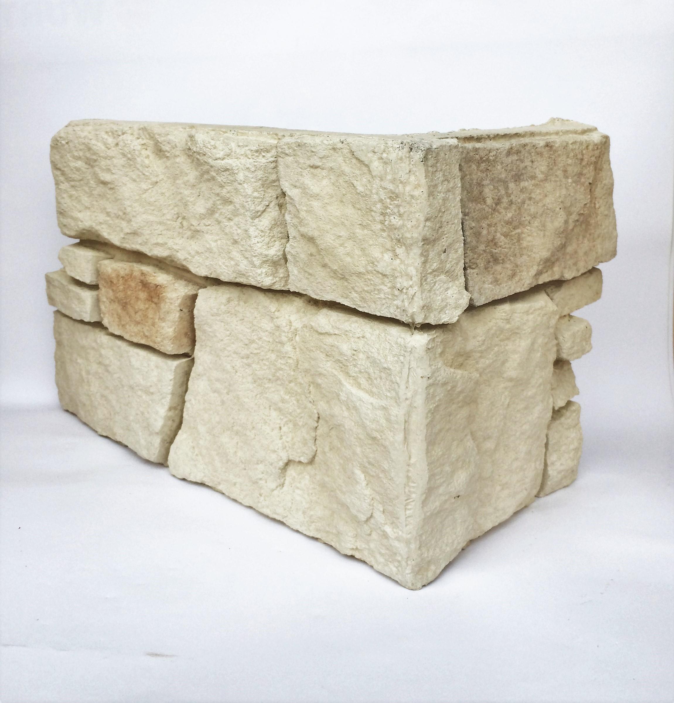 kamenné obklady Castelo, imitace kamene do interiéru, dekorační kámen do interiéru a exteriéru,rohový prvek Castelo Alicante 281