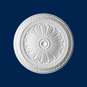 polystyrenová rozeta prům.33 cm P-R331