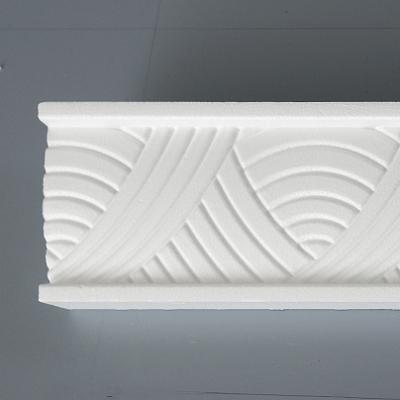 polystyrenová lišta, nástěnné lišty, nástěnná lišta