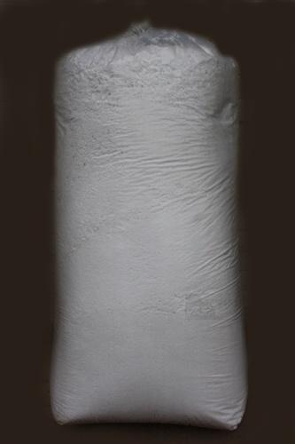 drcený polystyren, polystyrenové kuličky, polystyrenová drť