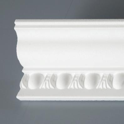 polystyrenová lišta, stropní lišty, stropní lišta