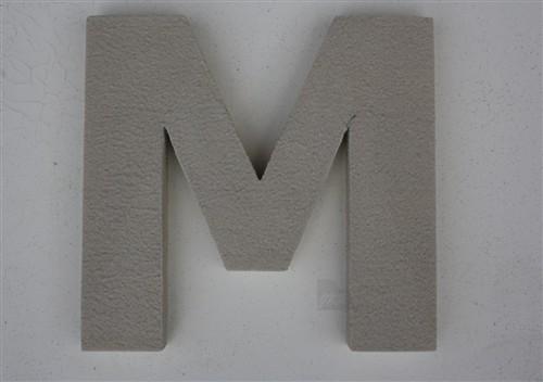 fasádní písmena, fasádní písmo
