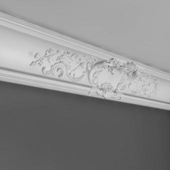 stropní lišta zdobená alternativa k liště C338