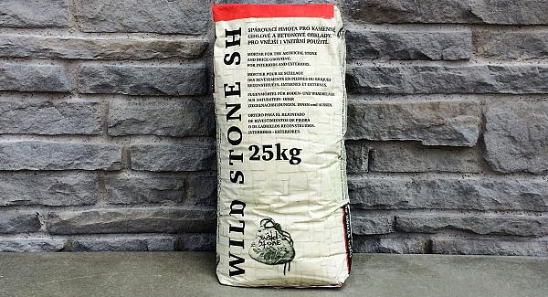 spárovací hmota WS 25KG, spárovací malta, spárování kamene